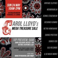 CAROL LLOYD MEGA TREASURE SALE