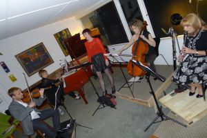 Collusion House Concert: Review by Alan Lawrence - Saturday 8 September 2012